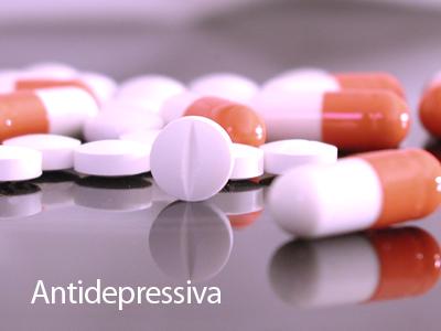 Antidepressiva gegen Depressionen