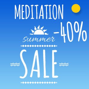 Meditation Summer Sale | Meditation-Kompakt.de