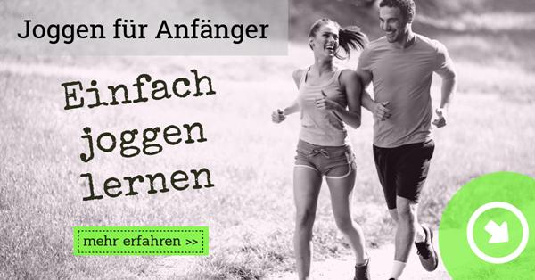 Einfach joggen lernen | Joggen für Anfänger